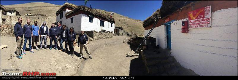 Report & Pics: The 2015 Himalayan Spiti Escape (Mahindra Adventure)-mahindra_spiti_escape_day5_postoffice.jpg