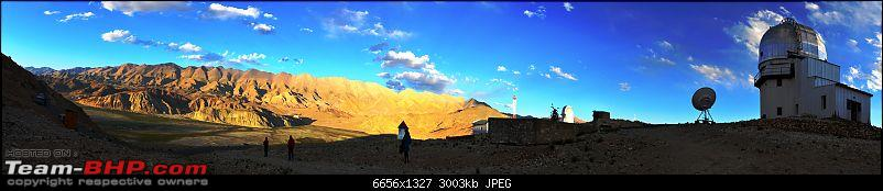Sailed through the high passes in Hatchbacks, SUVs & a Sedan - Our Ladakh chapter from Kolkata-hanle-space-observatorys.jpg
