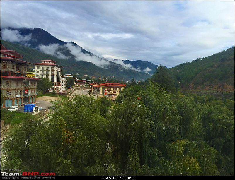 Where no Elantra has gone before - 5500 kms, 6 States & Bhutan!-thimpu_first_morning.jpg