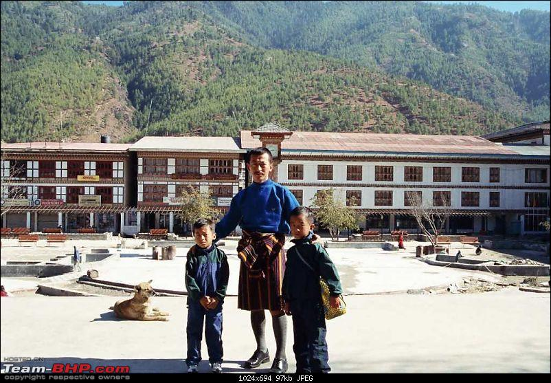 An incredible journey of a lifetime to Bhutan, Kalimpong, Darjeeling and Gangtok!-e-bhutanese-man-his-kids.jpg
