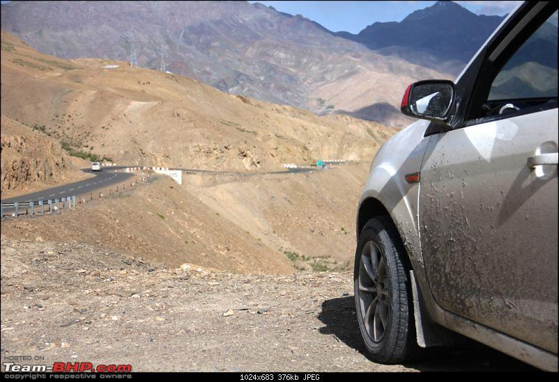 Sailed through the high passes in Hatchbacks, SUVs & a Sedan - Our Ladakh chapter from Kolkata-d6.37.jpg