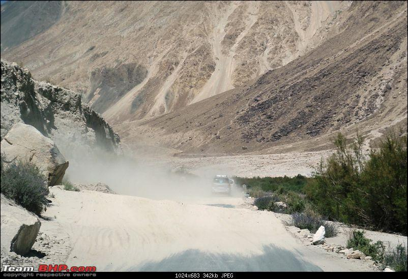 Sailed through the high passes in Hatchbacks, SUVs & a Sedan - Our Ladakh chapter from Kolkata-d8.14.jpg