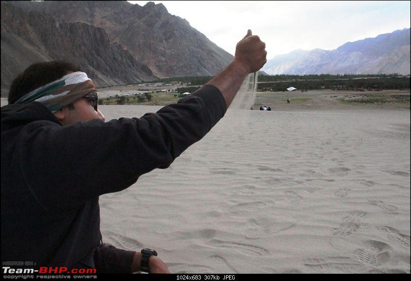 Sailed through the high passes in Hatchbacks, SUVs & a Sedan - Our Ladakh chapter from Kolkata-d8.40.jpg