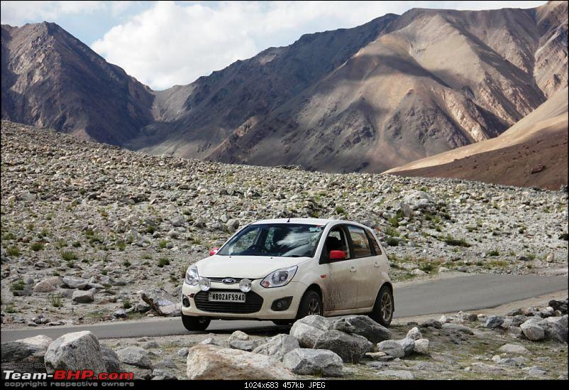 Sailed through the high passes in Hatchbacks, SUVs & a Sedan - Our Ladakh chapter from Kolkata-d10.16.jpg