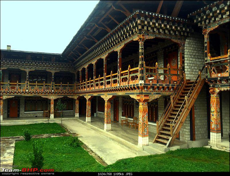 Where no Elantra has gone before - 5500 kms, 6 States & Bhutan!-bumthang_resort.jpg