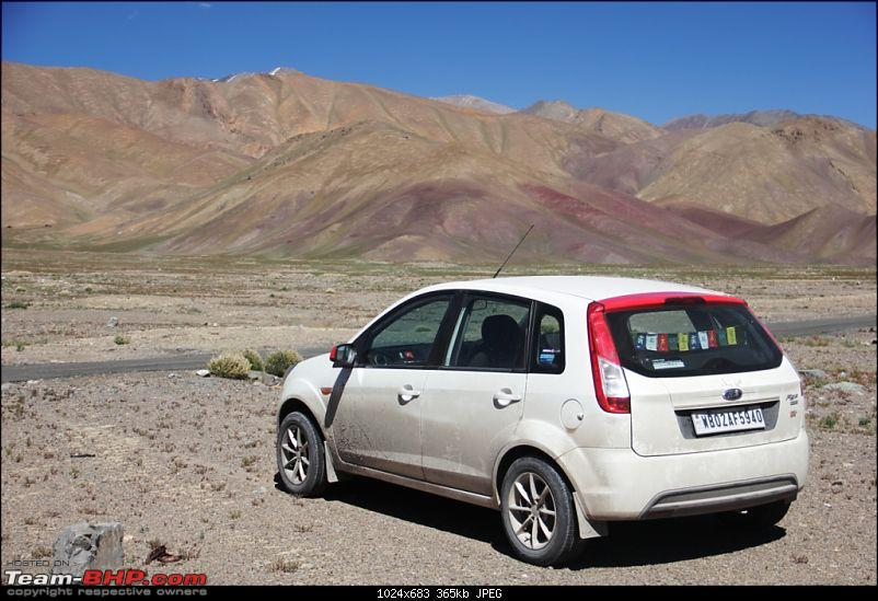 Sailed through the high passes in Hatchbacks, SUVs & a Sedan - Our Ladakh chapter from Kolkata-d12.14.jpg