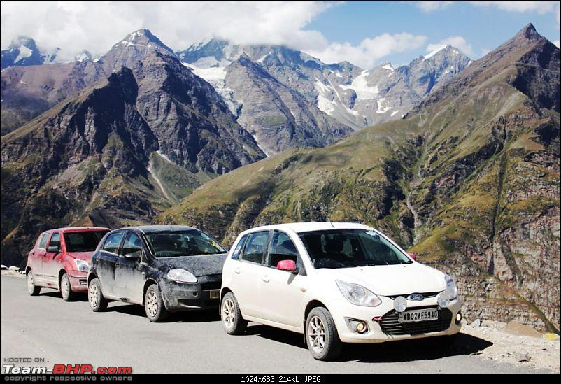 Sailed through the high passes in Hatchbacks, SUVs & a Sedan - Our Ladakh chapter from Kolkata-d15.9.jpg