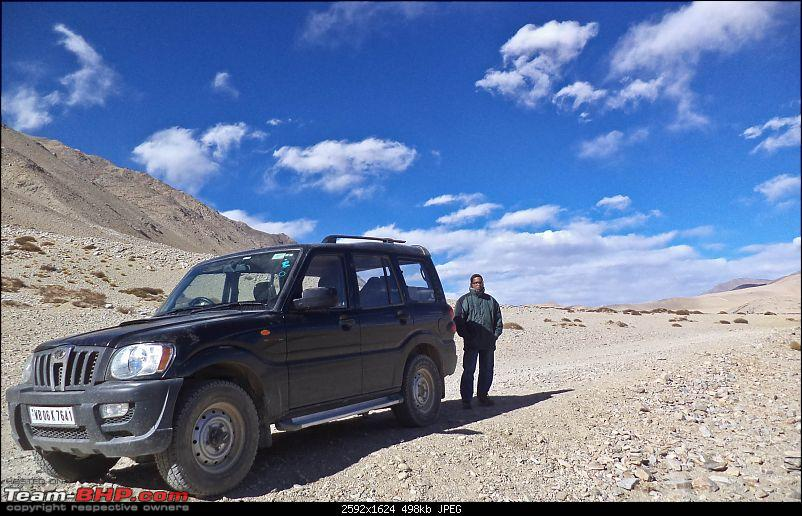 16 'Las' and some 'Tsos' - Two men and a Black Scorpio 4x4 on a Ladakh expedition-dsc04432.jpg