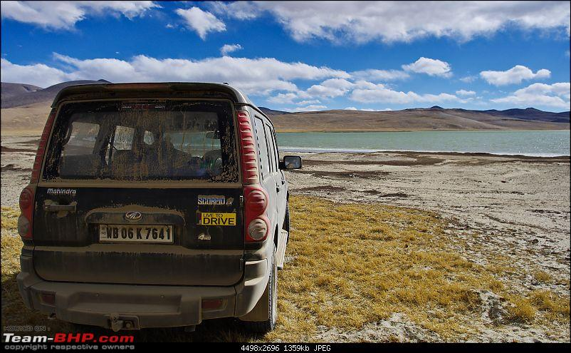 16 'Las' and some 'Tsos' - Two men and a Black Scorpio 4x4 on a Ladakh expedition-imgp0185.jpg