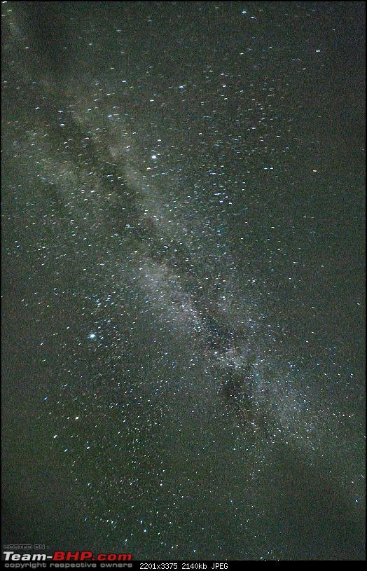 In the abode of the Himalayas - Hiking 4000 meters up to Dzongri-milkyway_01.jpg