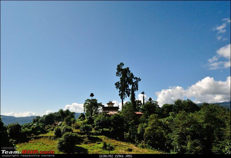 In the abode of the Himalayas - Hiking 4000 meters up to Dzongri-shrine.jpg