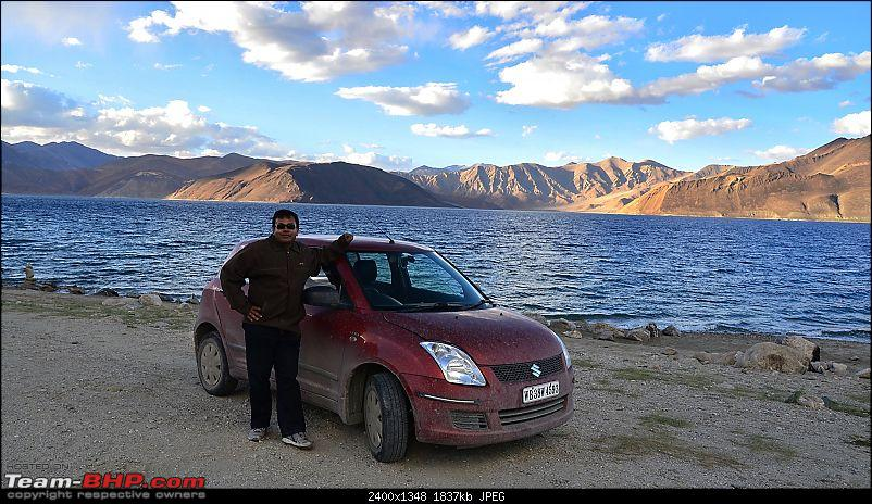 Sailed through the high passes in Hatchbacks, SUVs & a Sedan - Our Ladakh chapter from Kolkata-315.jpg