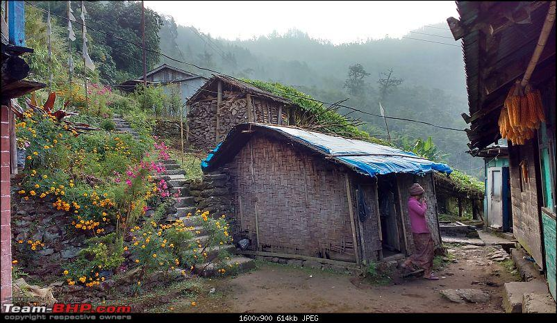 From Snarl to Old Silk Route : Rishi Khola, Gnathang, Kupup (East Sikkim) & Icchey Gaon-img_20151023_064215695_hdr.jpg