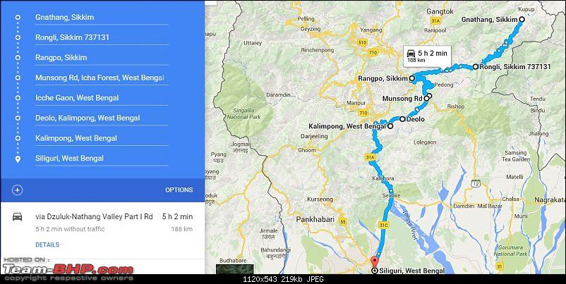 From Snarl to Old Silk Route : Rishi Khola, Gnathang, Kupup (East Sikkim) & Icchey Gaon-gnathang_iccheygaon_siliguri.jpg