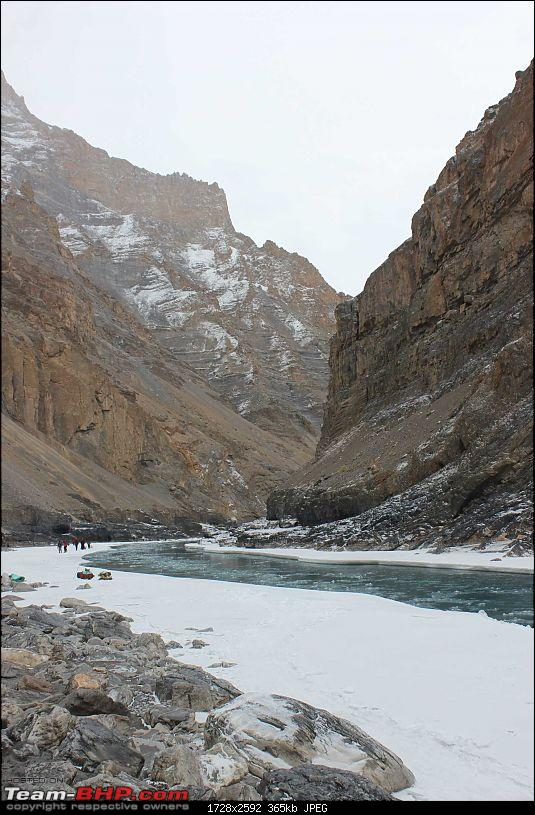 On a sheet of Ice - Chadar!-img_4521.jpg