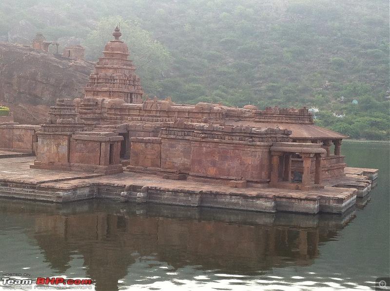 Cruzing to the Stonehenge of East: Hampi, Badami, Pattadakal and Aihole-img_3826.jpg