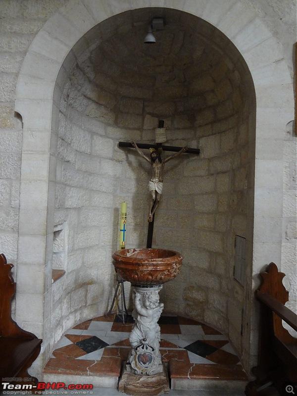 Church of the Nativity & Bethlehem (birth place of Jesus Christ)-inside-church-2.jpg