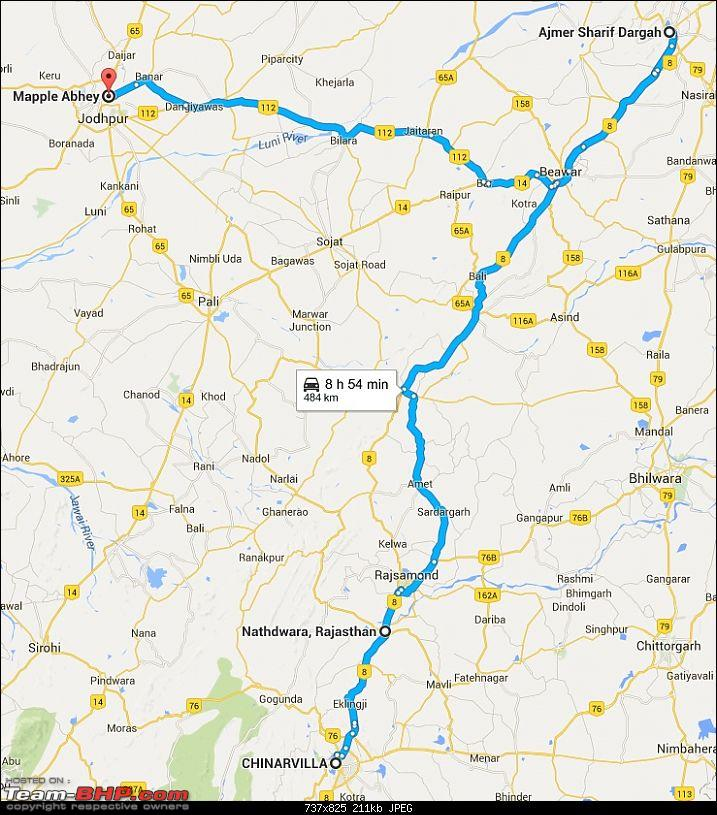 Mewad Sojourn - A Memory Immortal. Mumbai - Rajasthan - Mount Abu-route-day-4.jpg