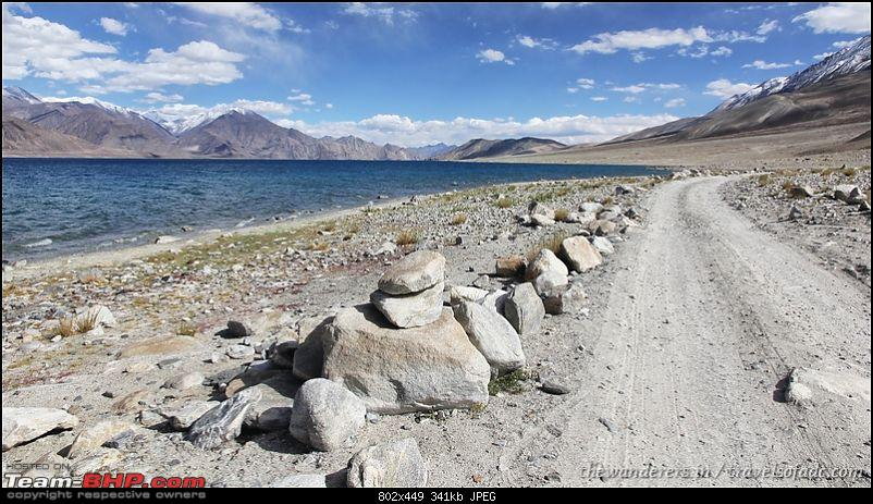 Extreme Expedition, Bicycling: Leh-Chang la-Pangong-Chushul-Kakasang la-Hor la-Mahe-1.jpg