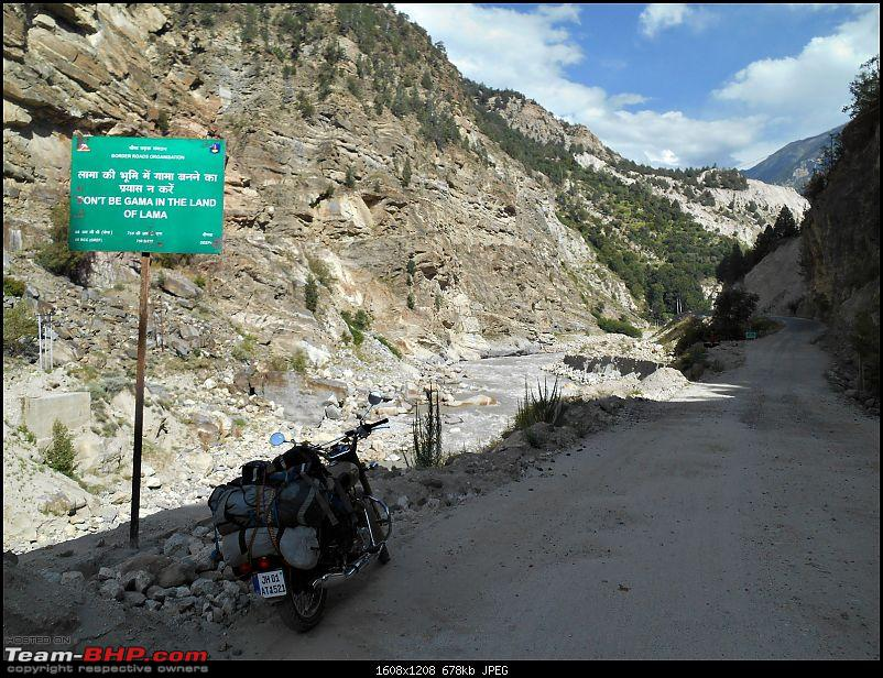 The rarefied air of a high altitude cold desert - Spiti Valley on Motorcycles-dscn6677.jpg