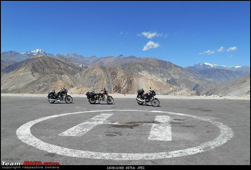 The rarefied air of a high altitude cold desert - Spiti Valley on Motorcycles-dscn6775.jpg