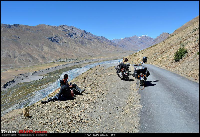 The rarefied air of a high altitude cold desert - Spiti Valley on Motorcycles-dsc_0407.jpg