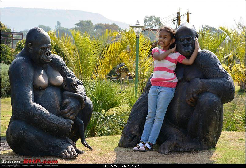 Prathamesh Farms - Great one day picnic destination from Pune-gorilla.jpg