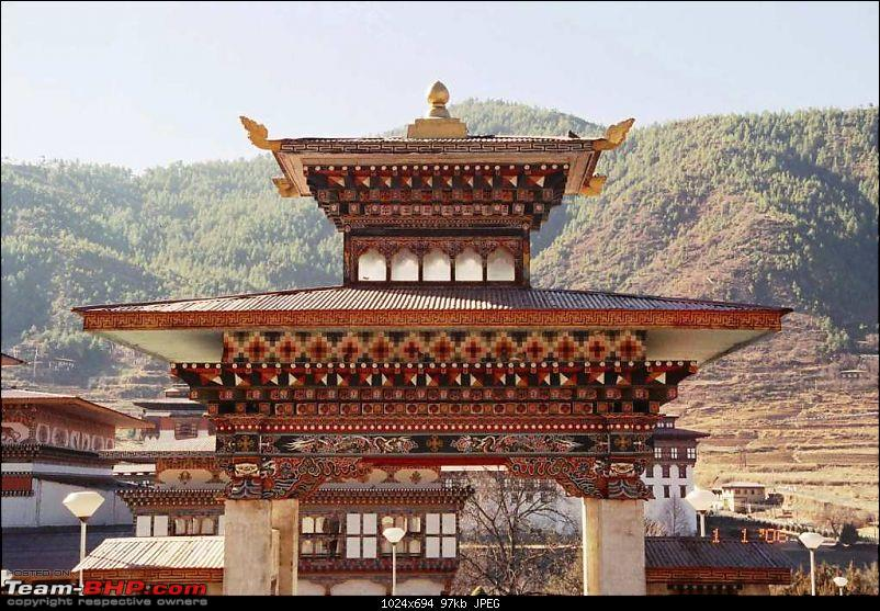An incredible journey of a lifetime to Bhutan, Kalimpong, Darjeeling and Gangtok!-entrance-dzong-thimpu.jpg