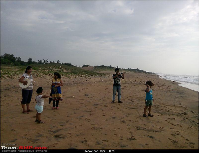 Amazing Upper East Coast Drive: Kolkata - Vizag - Borra Caves - Baruva - Rambha - Bhubaneshwar-v4.05-morning-walk-baruva-beach.jpg