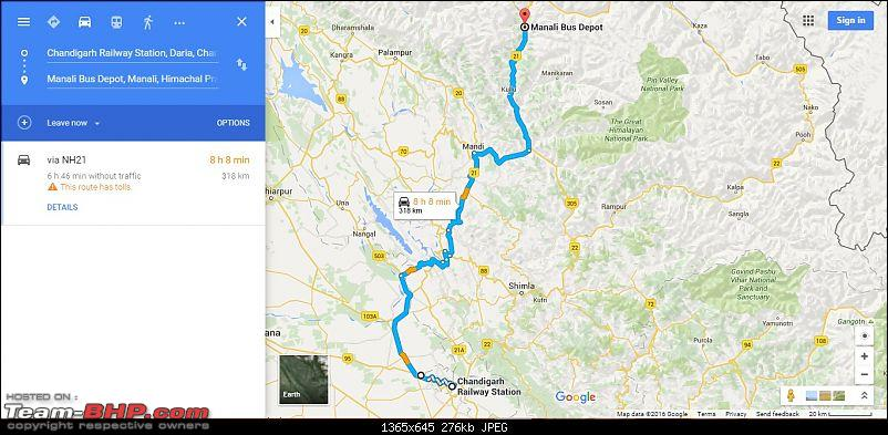 Julley! Himalayan Spiti Adventure in a sedan-route-map-day-5.jpg