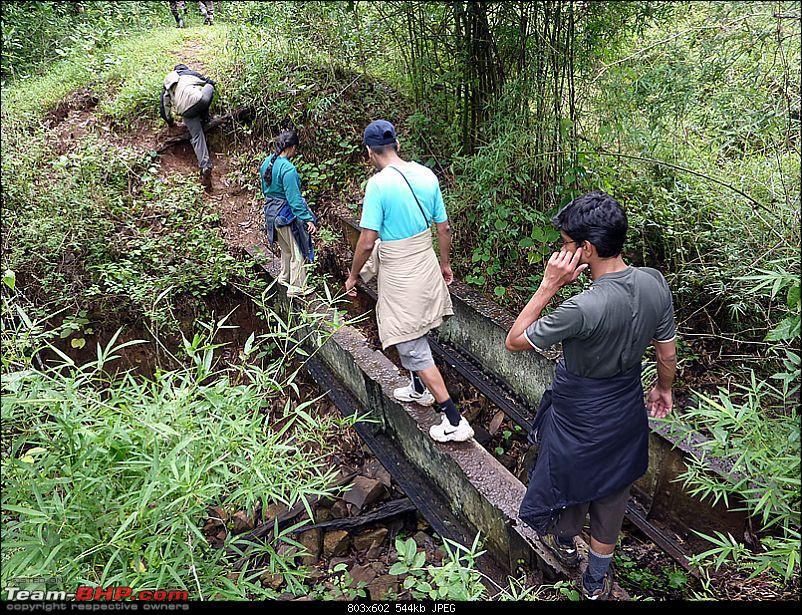 'Xing'ing around ! - A Long walk, Monsoon, Leeches, Wildlife & Railway History...-35.jpg
