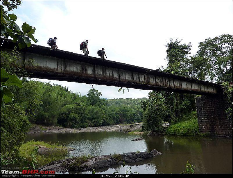 'Xing'ing around ! - A Long walk, Monsoon, Leeches, Wildlife & Railway History...-51.jpg