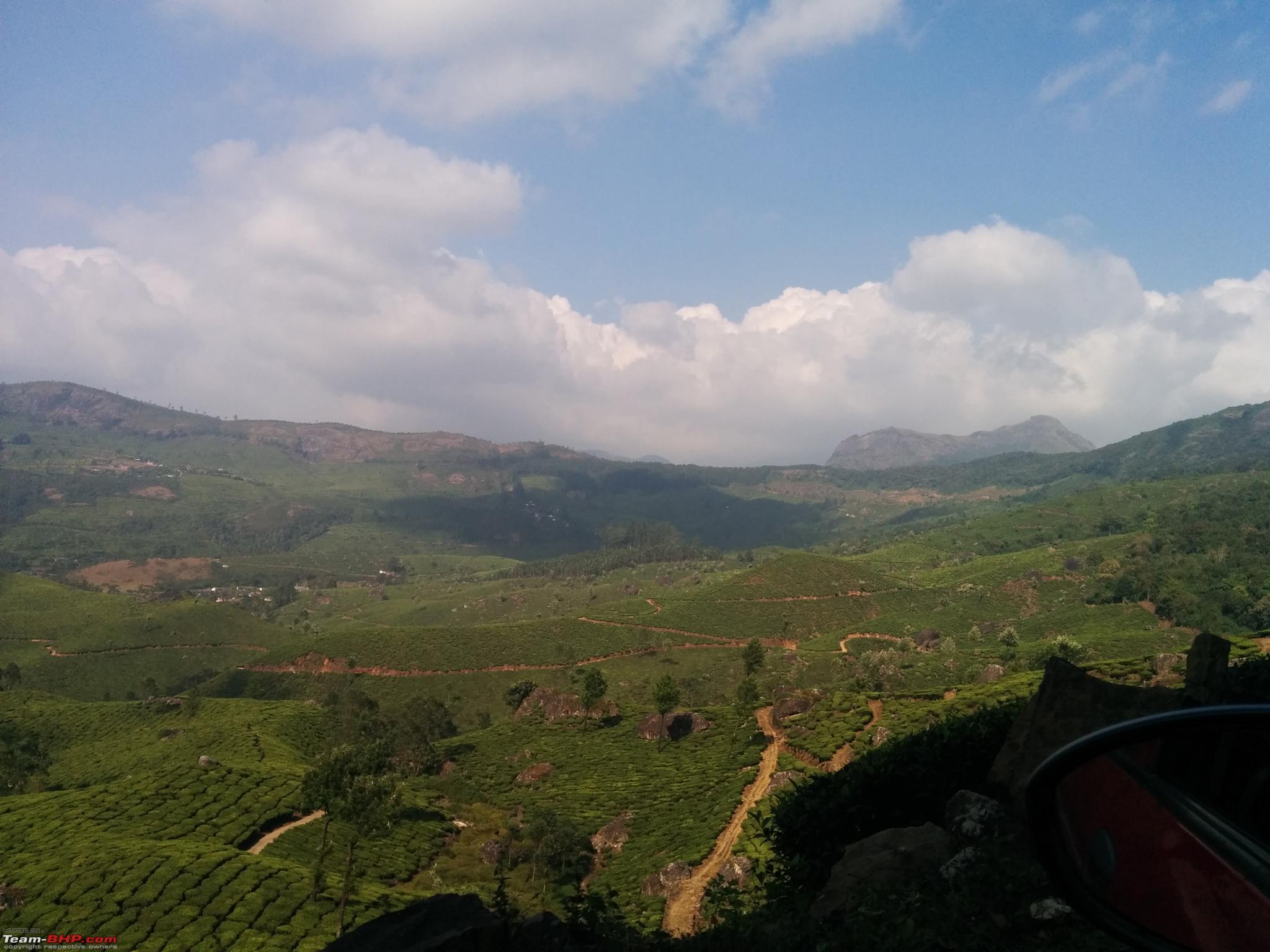 Munnar road-trip in my Punto - Team-BHP