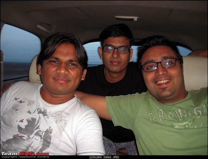 Sagari Mahamarg - Drive through the Coastal Route of Maharashtra-gang-after-decent-nap.jpg