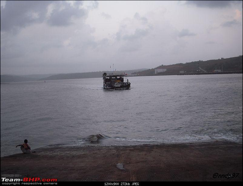 Sagari Mahamarg - Drive through the Coastal Route of Maharashtra-j-ferry-appearing.jpg