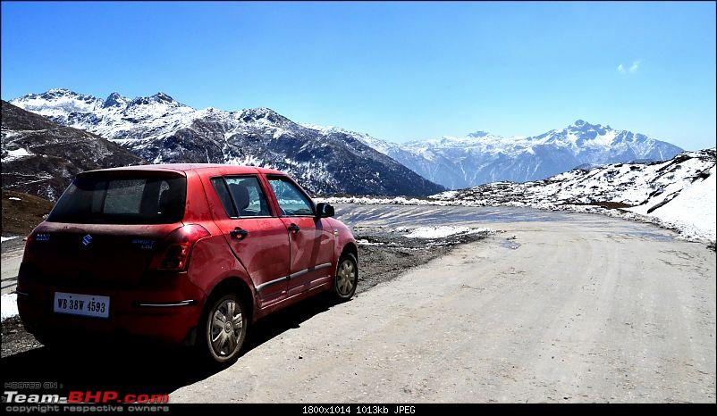 East Sikkim: Sailed through the Old Silk Route in hatchbacks, sedans and a Thar-my-swify.jpg