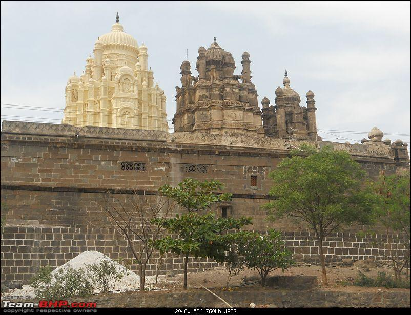Short Sunday drive to Theur Chintamani & Bhuleshwar Temples-temple-up-close.jpg