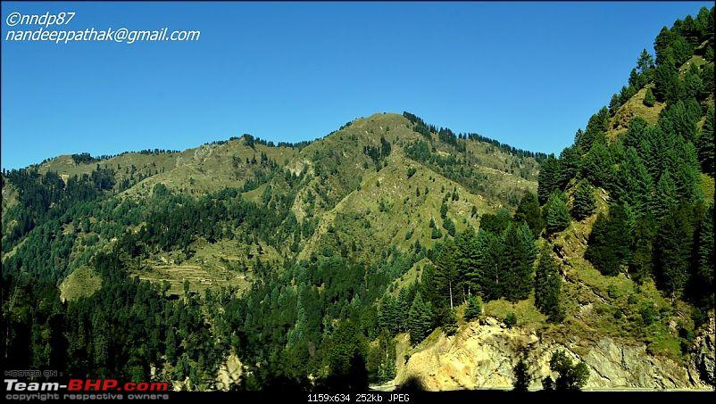 The Great Escape: Cliffhanger Kashmir, Valleys of Himachal, Mughal Road and much more-views-enroute-mughal-road3.jpg