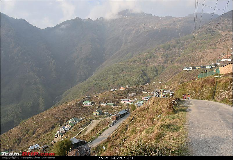 East Sikkim: Sailed through the Old Silk Route in hatchbacks, sedans and a Thar-2016marzuluk008.jpg