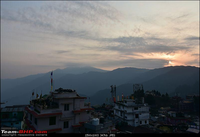 East Sikkim: Sailed through the Old Silk Route in hatchbacks, sedans and a Thar-2016marzuluk011.jpg