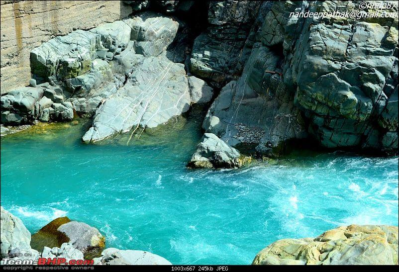 The Great Escape: Cliffhanger Kashmir, Valleys of Himachal, Mughal Road and much more-riverbed-2.jpg