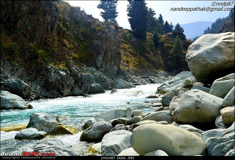 The Great Escape: Cliffhanger Kashmir, Valleys of Himachal, Mughal Road and much more-riverbed-3.jpg