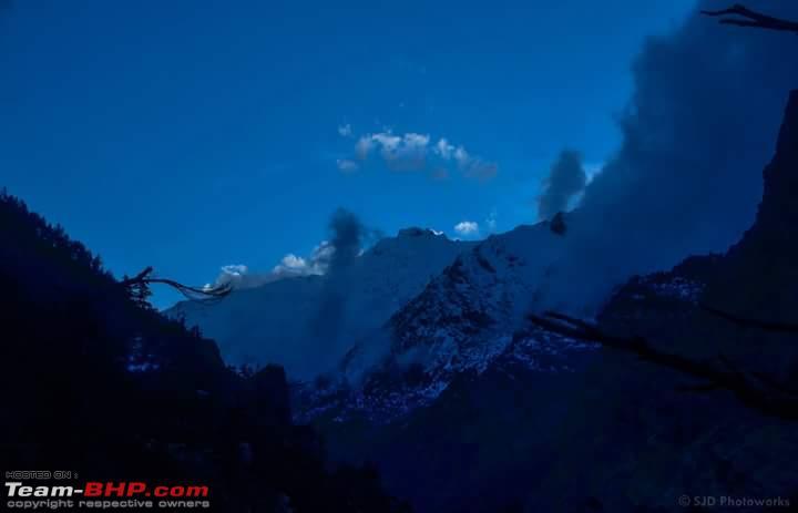 Malari Tales: Footloose in the Garhwal Himalayas - Team-BHP