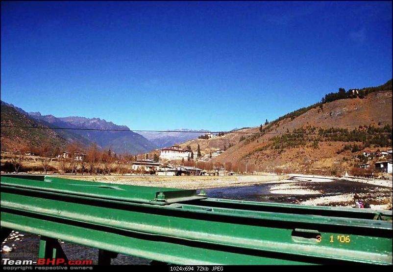 An incredible journey of a lifetime to Bhutan, Kalimpong, Darjeeling and Gangtok!-d-bridge-paro.jpg