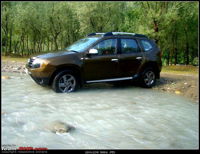 Kolkata to Ladakh & Siachen in a Duster AWD-car-shining.jpg