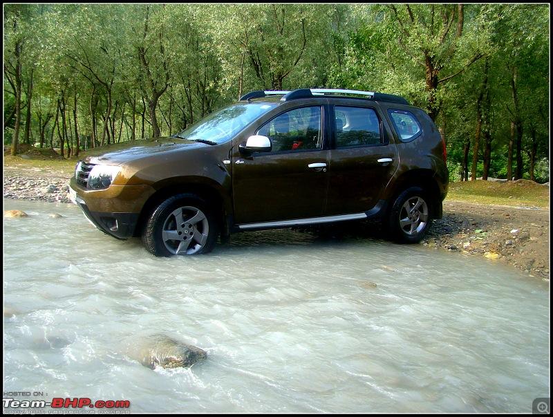 Kolkata to Ladakh & Siachen in a Duster AWD-car-shining.jpg