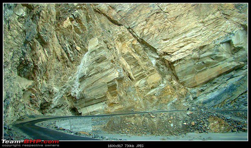Kolkata to Ladakh & Siachen in a Duster AWD-cuts-rocks.jpg
