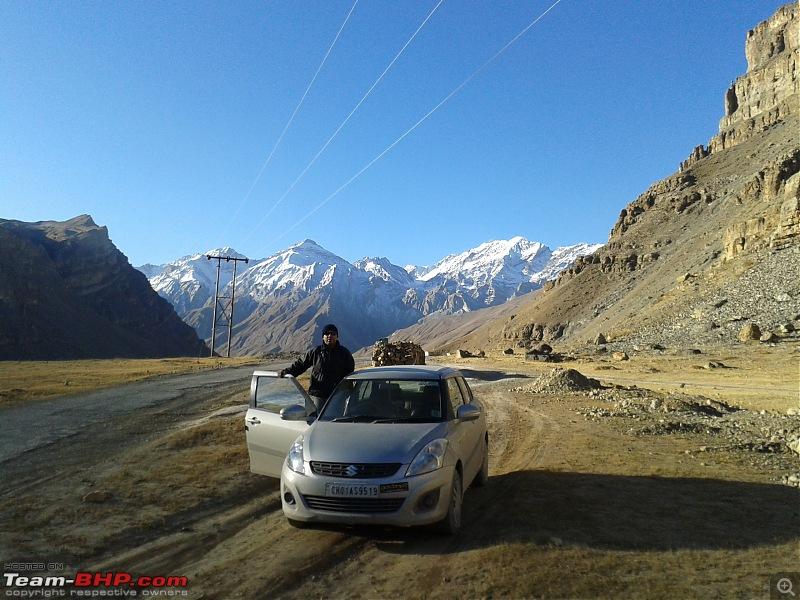 Julley! Himalayan Spiti Adventure in a sedan-20151023_074335.jpg