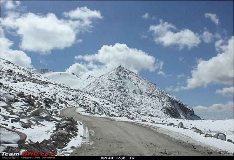 How I got Leh'd v1.1! Bangalore to Ladakh in an XUV500-changla.jpg