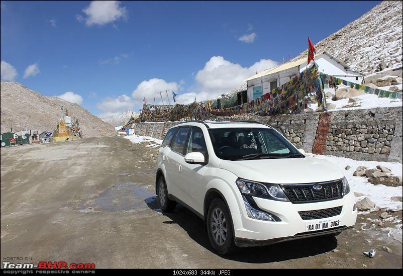 How I got Leh'd v1.1! Bangalore to Ladakh in an XUV500-changla1.jpg